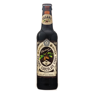 Organic Chocolat Stout - Samuel Smith Old Brewery - Une Petite Mousse