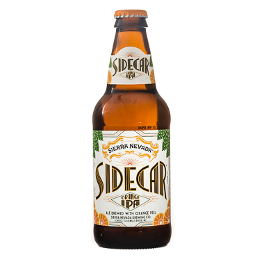Side Car Orange IPA - Sierra Nevada - Une Petite Mousse
