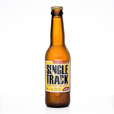 Single Track Blanche - Single Track - Une Petite Mousse