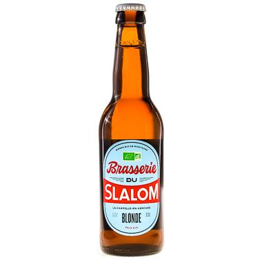 Slalom Blonde Bio - Slalom - Une Petite Mousse