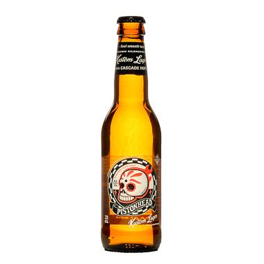 Pistonhead Kustom Lager - Spendrups Bryggeri - Une Petite Mousse