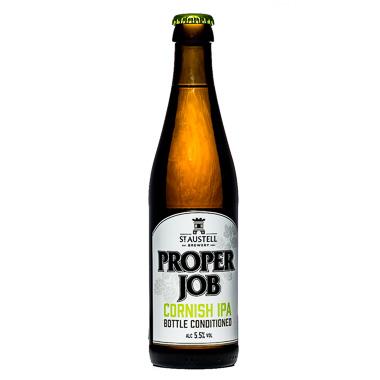 St Austell Proper Job  - St Austell - Une Petite Mousse