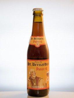 St Bernardus Pater - St Bernardus - Une Petite Mousse