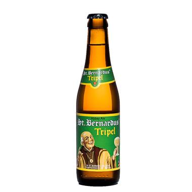 St Bernardus Triple - St Bernardus - Une Petite Mousse