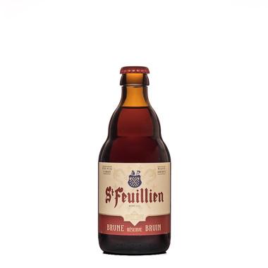 St Feuillien Brune - St Feuillien - Une Petite Mousse