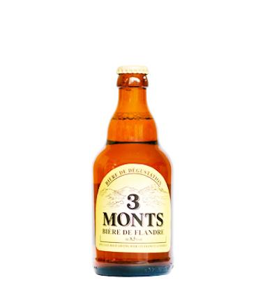 3 Monts - St Sylvestre - Une Petite Mousse