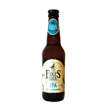 Foxes Rock IPA - Station Works brewery - Une Petite Mousse