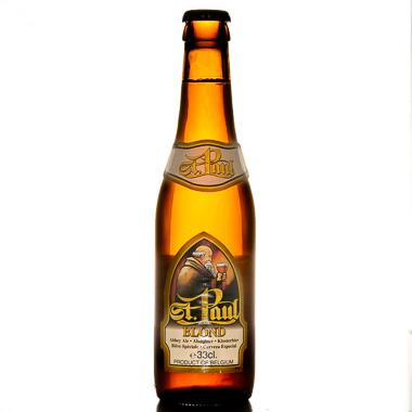 St. Paul Blond - Sterkens - Une Petite Mousse