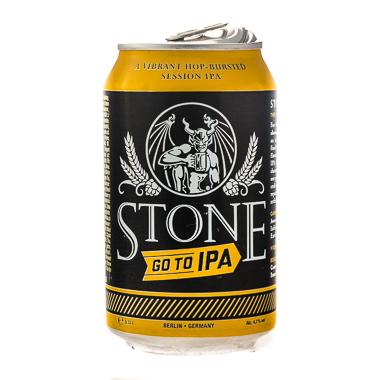 Go to IPA - Stone - Une Petite Mousse