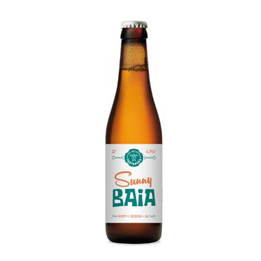 Sunny Baia - Tartaruga - Une Petite Mousse