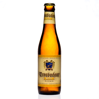 Troubadour Blonde - The Musketeers - Une Petite Mousse