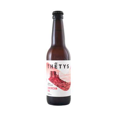 Thetys American IPA - Thétys - Une Petite Mousse