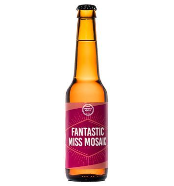 Fantastic Miss Mosaic - Une Petite Mousse - Une Petite Mousse