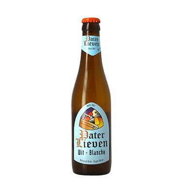 Pater Lieven Wit  -  Van den Bossche - Une Petite Mousse