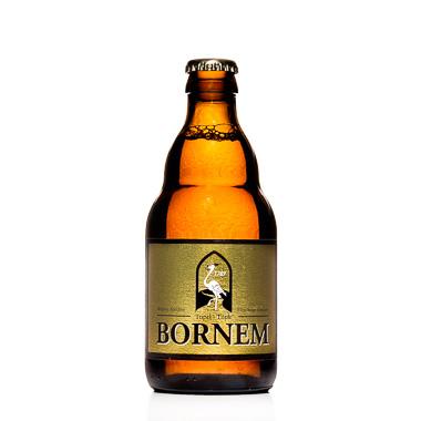 Bornem Triple - Van Steenberge - Une Petite Mousse
