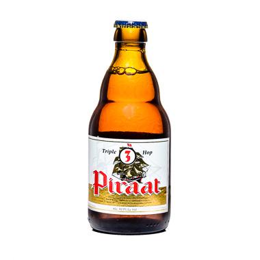 Piraat Triple Hop - Van Steenberge - Une Petite Mousse