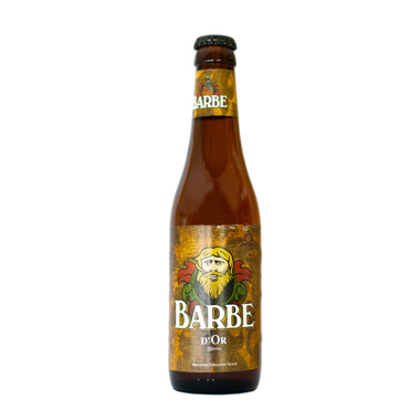 Barbe d'Or  - Verhaeghe - Une Petite Mousse