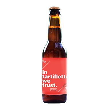 In Tartiflette We trust - WhiteFrontier & Skipass & Une Petite Mousse - Une Petite Mousse