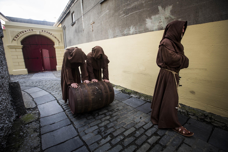 Brasserie Kilkenny parmi les meilleures attractions pour 2015