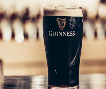 Bière Guinness : Extra Stout ou Draught, 50 nuances de noir