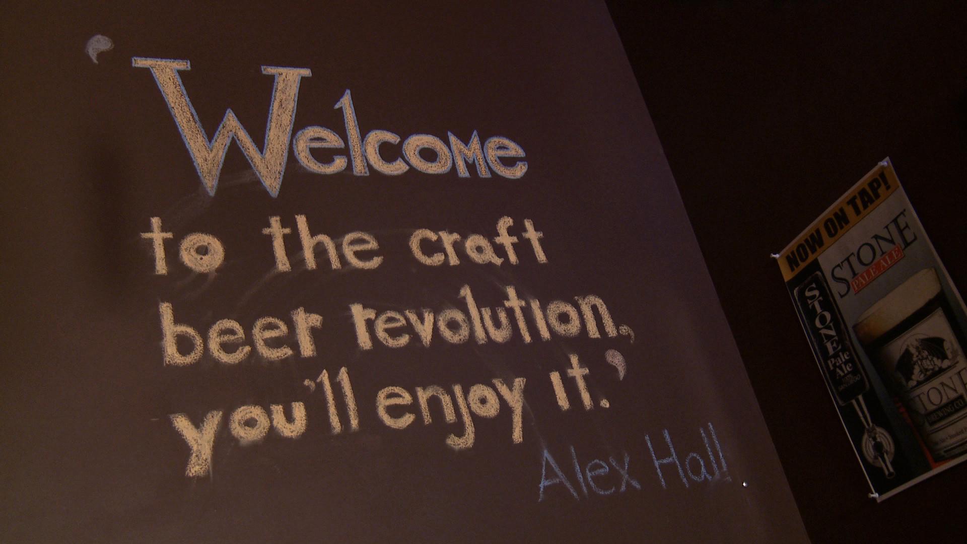Bière artisanale : une révolution ? Vraiment ?