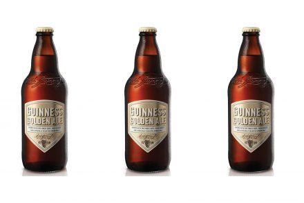 Une Golden Ale chez Guinness, pour être tranquille