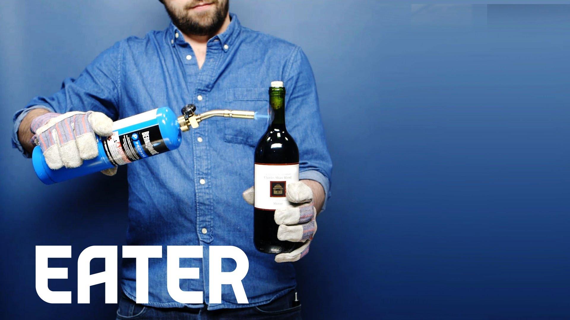 Voici 5 façons incroyables d'ouvrir une bouteille
