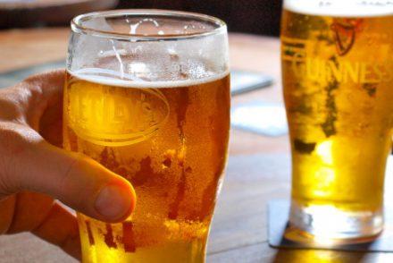 La France est l'avant-dernière consommatrice de bière