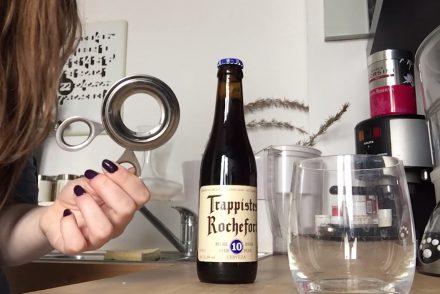 Quand une jeune américaine «découvre» la bière belge