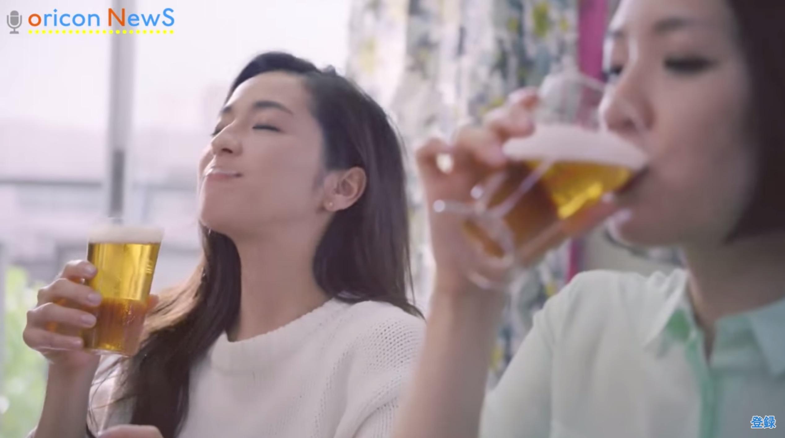 Suntory propose une bière qui vous fait rajeunir