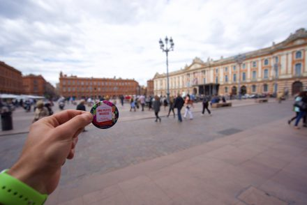 20 décapsuleurs dans les rues de Toulouse pour gagner des coffrets