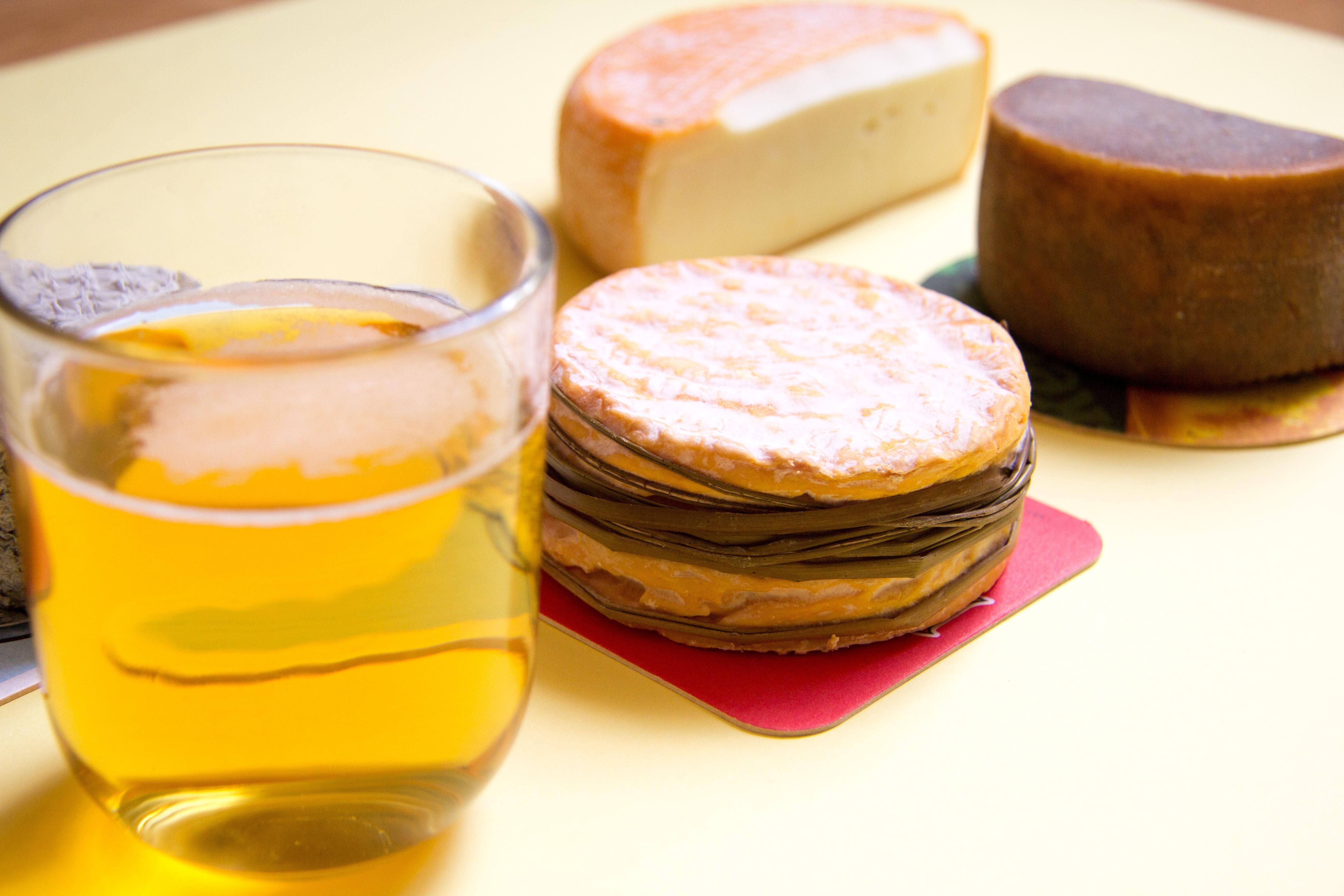 Une dégustation bière et fromage sur Paris