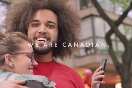 Un frigo à reconnaissance vocale pour la fête du Canada