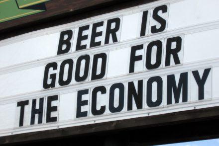 L'impact économique de la bière américaine est incroyable !