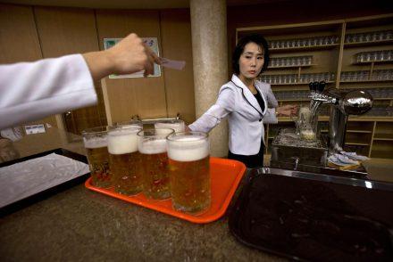 La Corée du Nord veut brasser ses propres bières