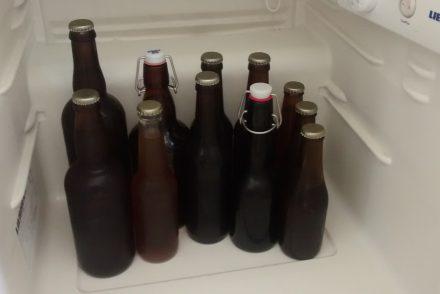 Le brassage de la bière des abonnés de Kévin Riegel