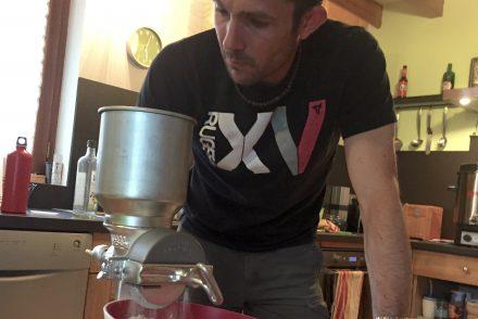 Le brassage de la bière des abonnés de Nicolas Verdoia
