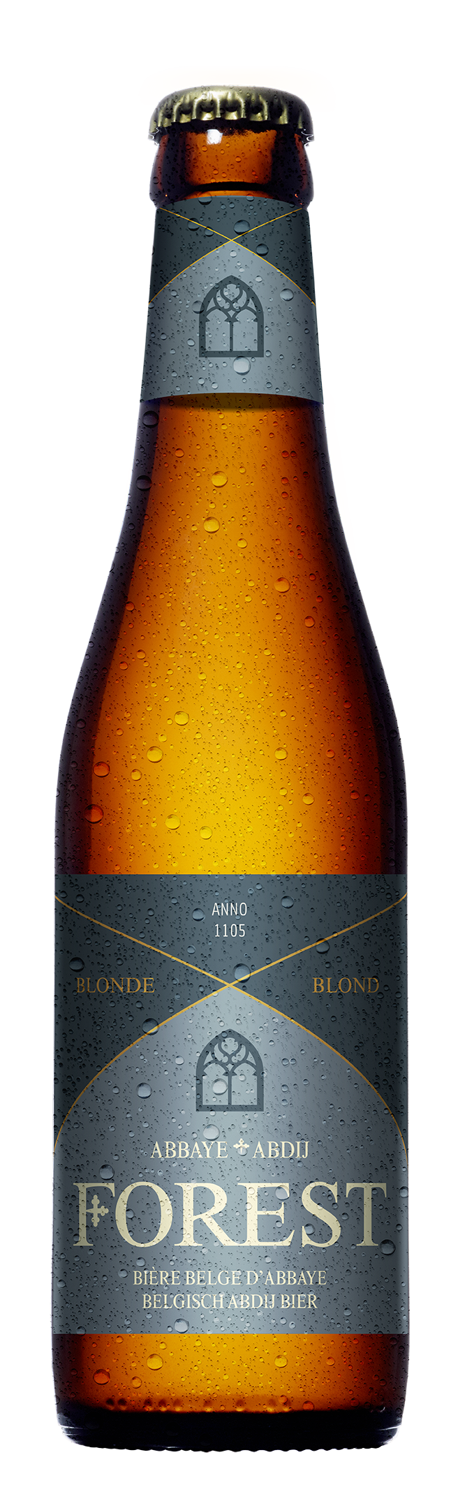 bière d'abbaye forest