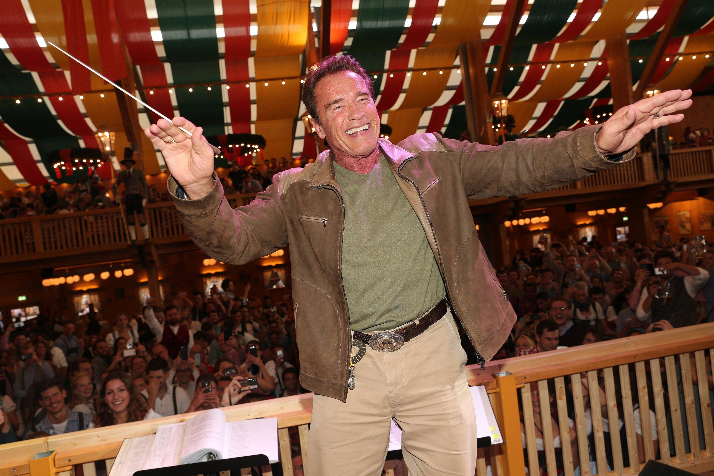 Arnold chef orchestre