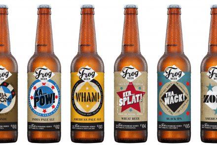 FrogBeer se classe parmi les meilleurs bières du monde