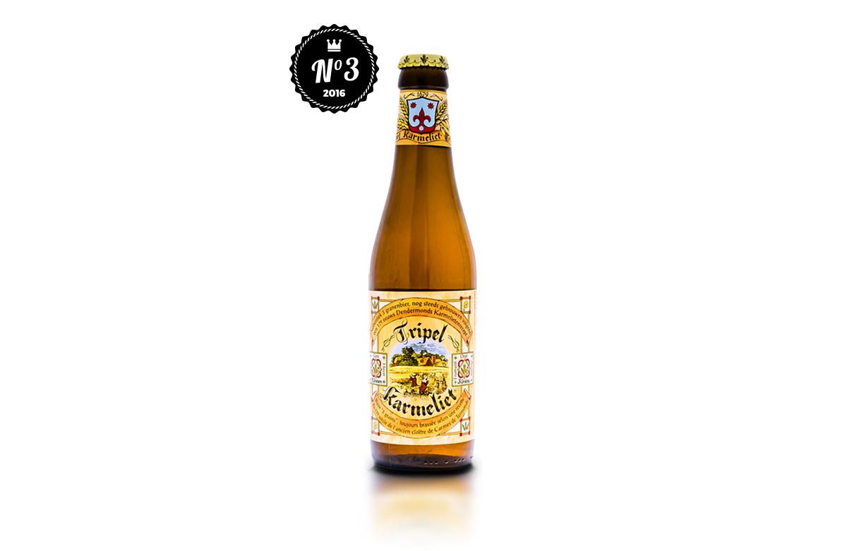 triple karmelite bière belge