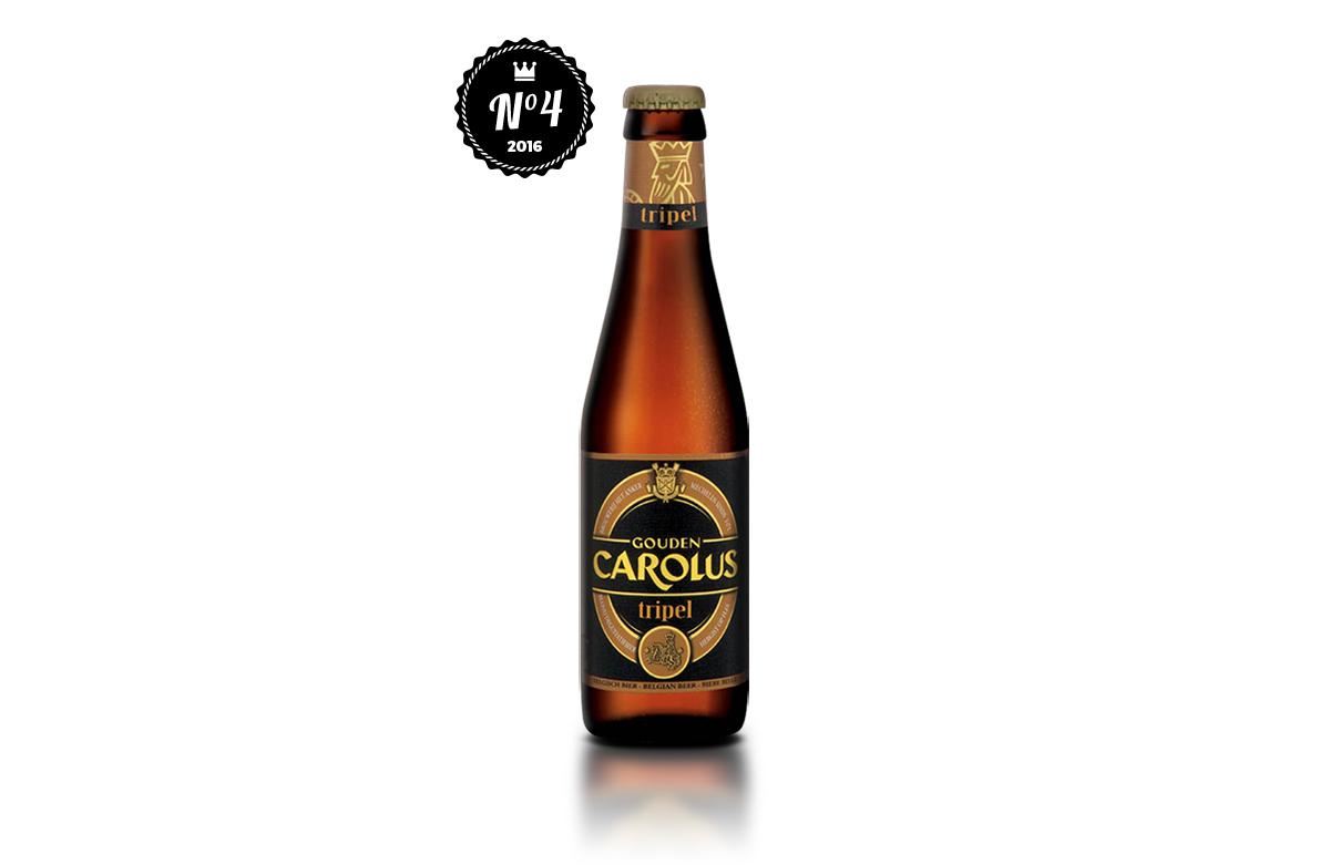 Gouden Carolus bière belge