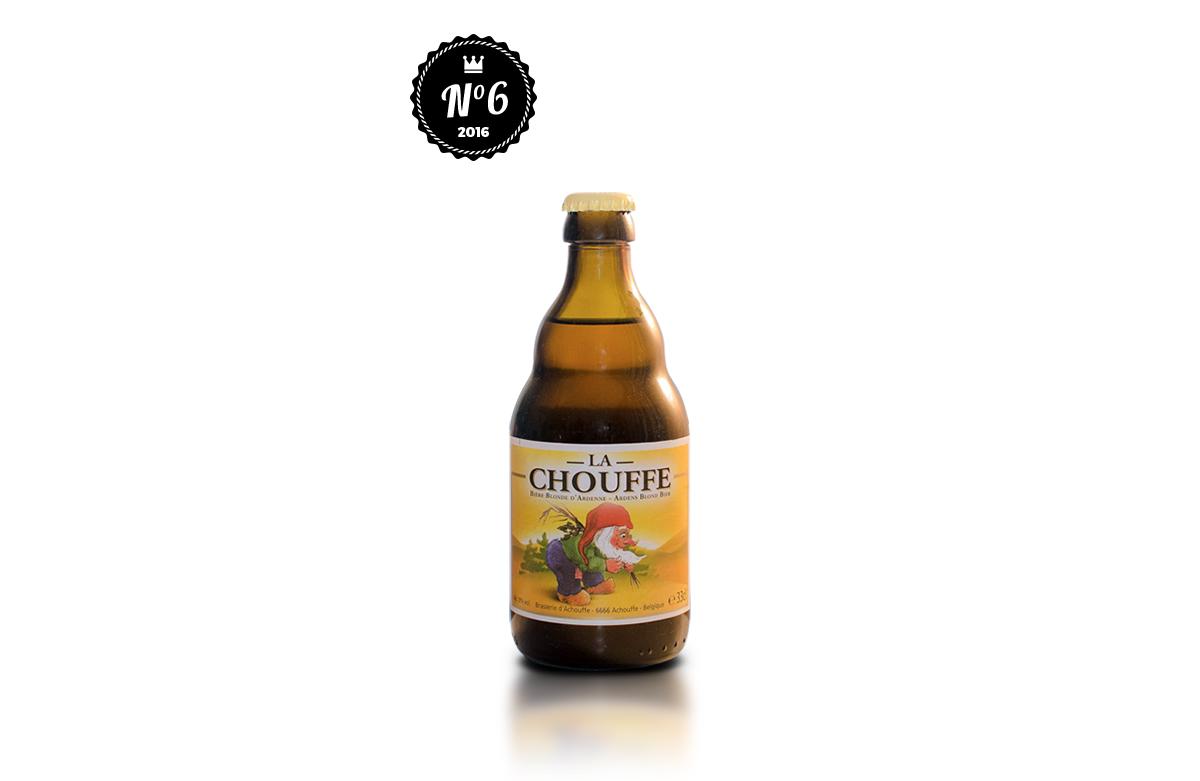 La Chouffe bière belge