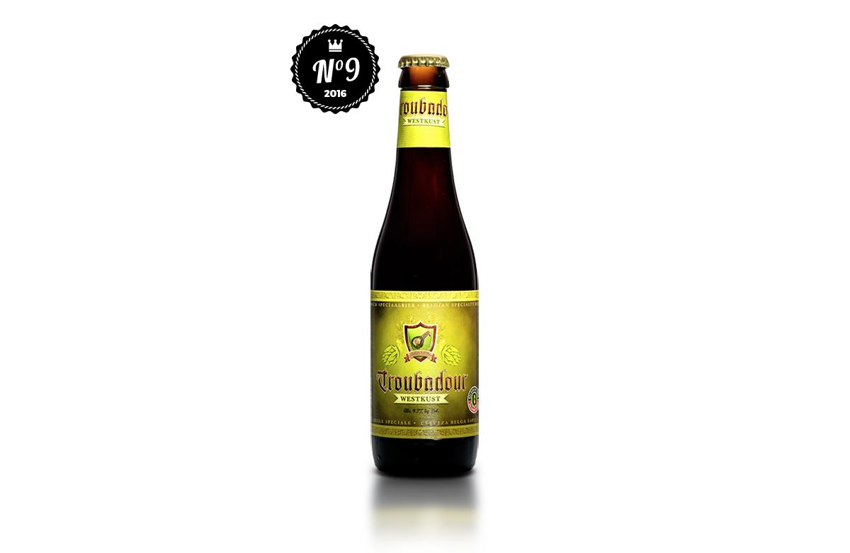 Troubadour bière belge
