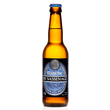 bière blanche SASSENAGE
