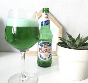 biere verte colorant