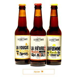 bière bretonne la dilettante