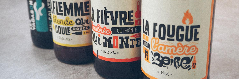 Bière bretonne La Dilettante, pour l'amour de l'amertume !