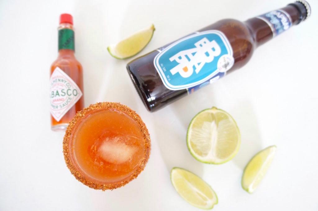 cocktails à la bière