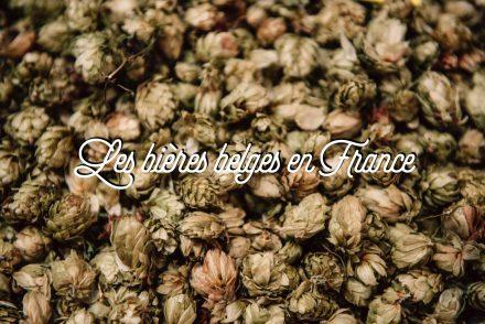 Bieres belge en France